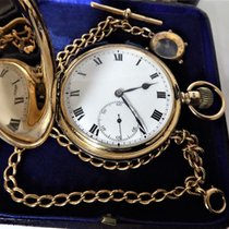 Rolex . large swiss gents full hunterpocket watch date made...