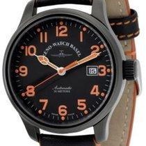 Zeno-Watch Basel NC Pilot Blacky