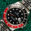 Rolex GMT MASTER II 16760 FAT LADY JUBILEE 1985