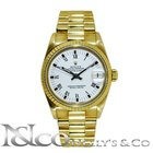 Rolex DateJust Midsize Presidential 18K Yellow Gold