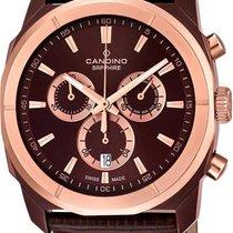 Candino Classic C4589/1 Herrenchronograph Klassisch schlicht