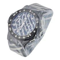 Hublot Big Bang Zebra Bang 48 Bageutte Diamond Bezel