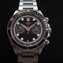Tudor Heritage Black Dial Chronograph New