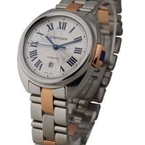 Cartier Cle de Cartier 31mm in 2 Tone