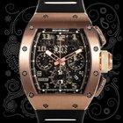 Richard Mille RM 011 Full RG Ivory 511.04.91X-1