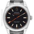 Rolex stainless steel Milgauss