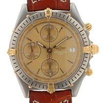 Breitling Chronomat acc-oro art. Br06