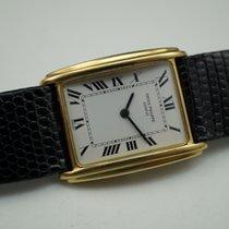 Patek Philippe 4268 Ladies 18k rectangle dates 1975-80
