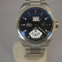 TAG Heuer Grand Carrera Calibre 8RS Grand Date GMT UNGETRAGEN