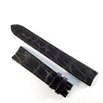 Ebel black alligator leather strap 18mm / 16mm NEW