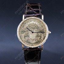 Corum twenty 20 dollars coin watch