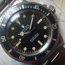Rolex 1970 100% Original Submariner KISSING FOUR FAT FONT PAPERS