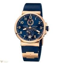 Ulysse Nardin Uylsse Nardin Marine Chronometer 18k Rose Gold...