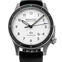 Bremont Watch Boeing BB1-SS/WH