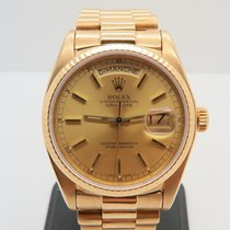 Rolex Day-Date President 18k Yellow Gold (Rolex Serviced 2011)