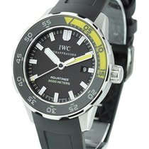 IWC IW3568-10 Aquatimer Automatic 2000 IW3568-10 - Steel on...