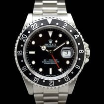 Rolex GMT Master 16700 Black with Papers