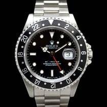 勞力士 (Rolex) GMT Master 16700 Black with Papers