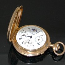 Patek Philippe Pocket Watch Minute Repeater, Perpetual , Moon...