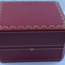 Cartier Uhrenbox Must De Cartier  Rarität Watch Case Uhren Box 3