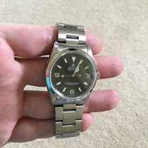 Rolex Oyster Stainless Steel Explorer 36mm 14270 Non-date...