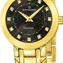 Candino Ladies Classic C4501/4 Damenarmbanduhr Klassisch schlicht