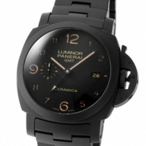 Panerai Luminor 1950 Tuttonero 3 Days GMT Ceramica Men Watch...
