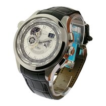 Zenith Grande Class Open Traveller Multicity in Steel