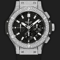 Hublot Big Bang Steel Pavé 44 mm