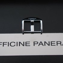Panerai Polished Thumnail Buckle Clasp s/steel 22mm NEW
