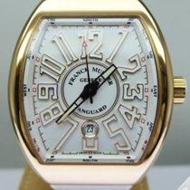 Franck Muller Vanguards Pink Gold - V 45 SC DT