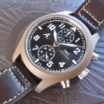 萬國 (IWC) Fliegeruhr Chronograph Edition Last Flight