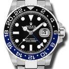 Rolex SS/SS GMT Master 2