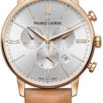 Maurice Lacroix Eliros EL1098-PVP01-111-2 Herrenchronograph...