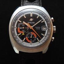 Enicar Grapho-Matic Lemania Chronograph 70's