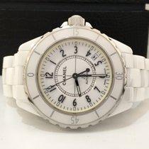 Chanel J12 Ceramica Branca 38mm Automatico