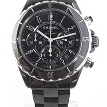 Chanel J12 Automatic Chronograph Ceramic