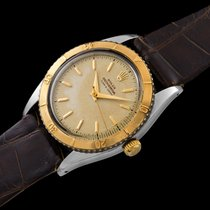 Rolex The steel & gold Turn-o-Graph ref 6202