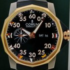 Corum Admirals Cup 48mm 18k Rose Gold Titanium-Box&Papers