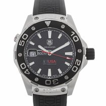 TAG Heuer Aquaracer Team USA 34th Americas Cup 43 Automatic Date