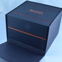 Mido Powerwind Handaufzug Herren Uhr 37mm Mit Box 5047