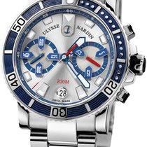 Ulysse Nardin Maxi Marine Diver Chronograph 8003-102-7/91