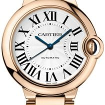 Cartier W69004Z2 Ballon Bleu Ladies 36mm Automatic in Rose...