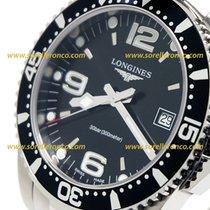 Longines HYDROCONQUEST - 41mm Quartz  Black Dial - L37404566