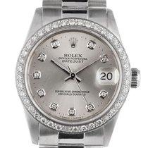 Rolex Datejust Medium vintage, year of manufacture: 1995