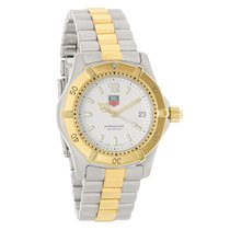 TAG Heuer 2000 Classic Ladies TwoTone Swiss Quartz Watch...