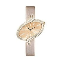 Cartier WG800020 Delices de Cartier XL in Rose Gold Diamond...
