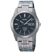 Seiko SGG731P1 Men's watch Titanium