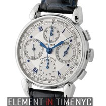 Chronoswiss Klassik Stainless Steel Exhibition Chronograph...