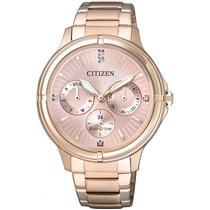 Citizen Elegant Eco Drive Damenuhr FD2032-52W